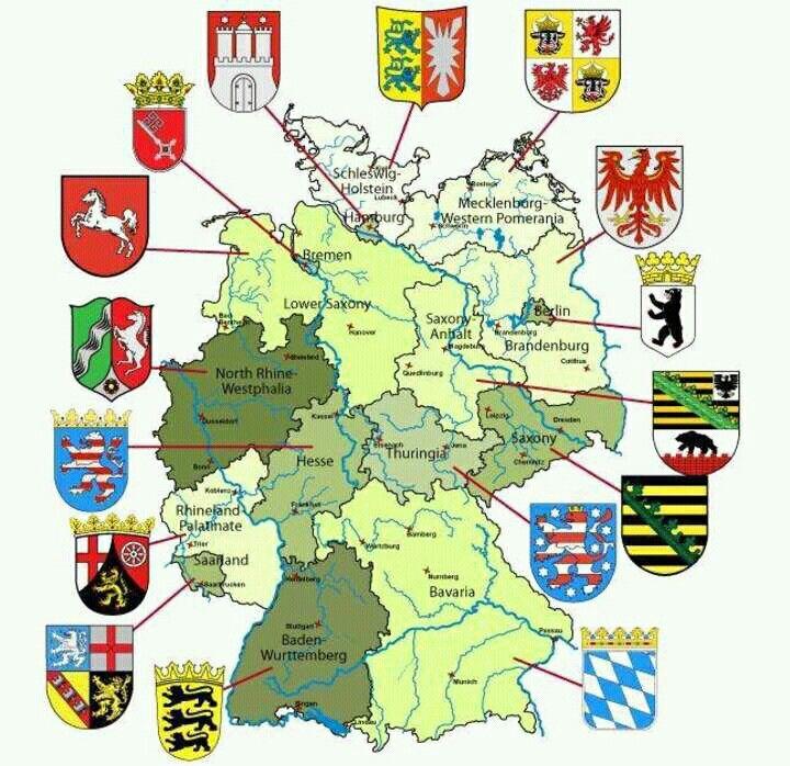 Flagen Aus Deuchtland Deutschland Burgen Karte Deutschland Deutschlandkarte