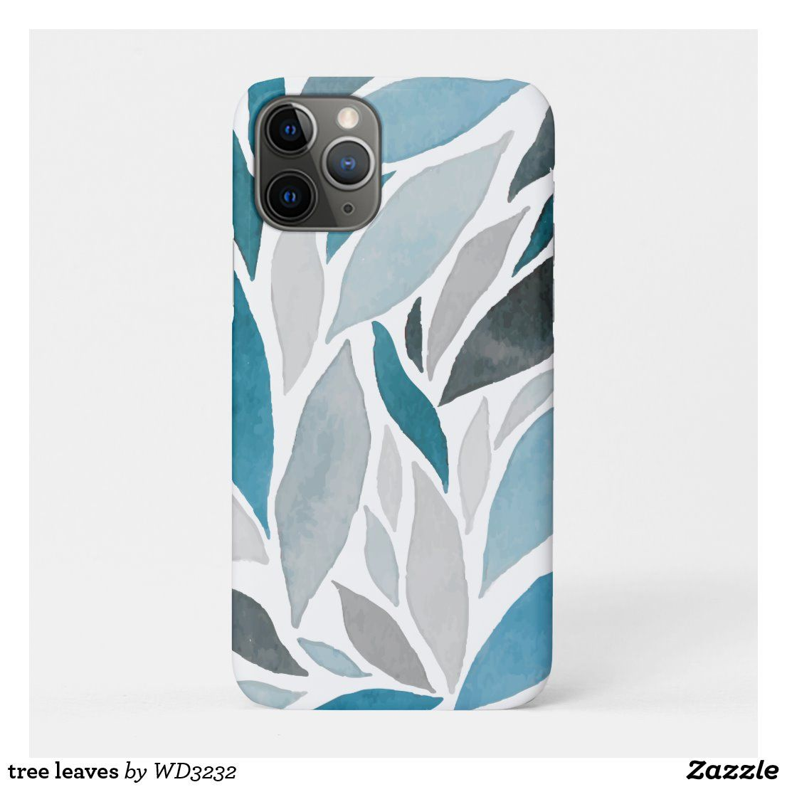 tree leaves Case-Mate iPhone case