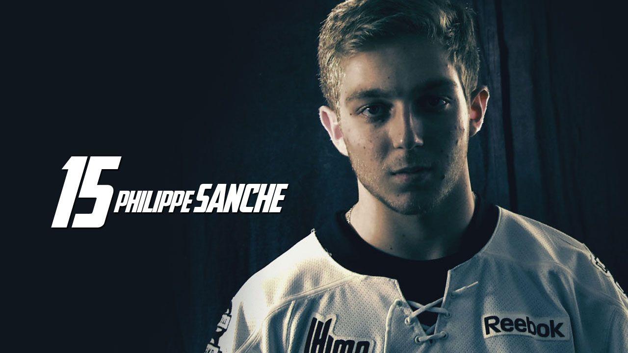 Philippe Sanche #15