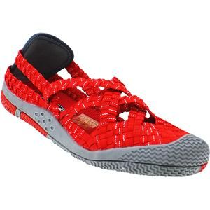 rock spring rialto red/silver synthetic women's shoe free