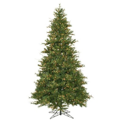 Get Free Shipping From Target Read Reviews And Buy 9ft Pre Lit Led Artificial Slim Artificial Christmas Trees Vickerman Christmas Tree Pre Lit Christmas Tree