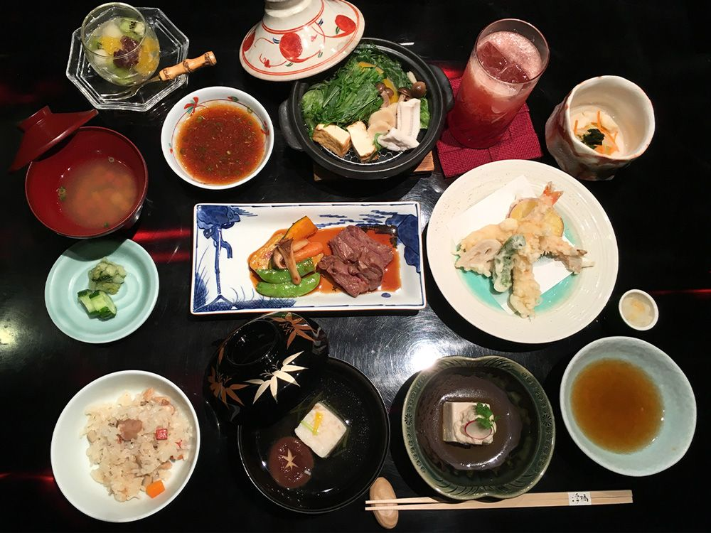 The Only Halal Food Guide You Ll Need To Eat Your Way Through Kyoto Food Food Guide Halal Recipes