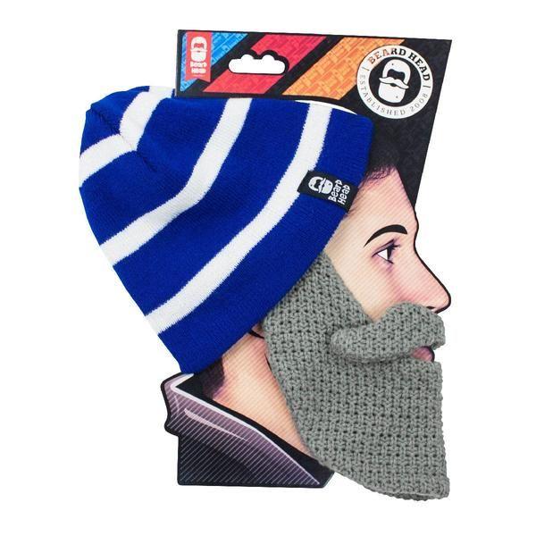 Beard Head Tailgate Beard Beanie Playoff Stubble Beard Team Colors