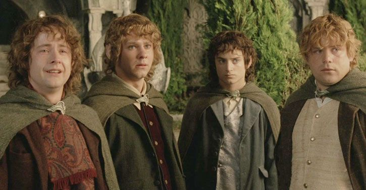 an analysis of bilbo baggins in the hobbit by j r r tolkien Bilbo baggins is a hobbit, one of a race of short, timid creatures who live in cozy  tunnels and who prefer to keep their lives ordered and predictable one day.