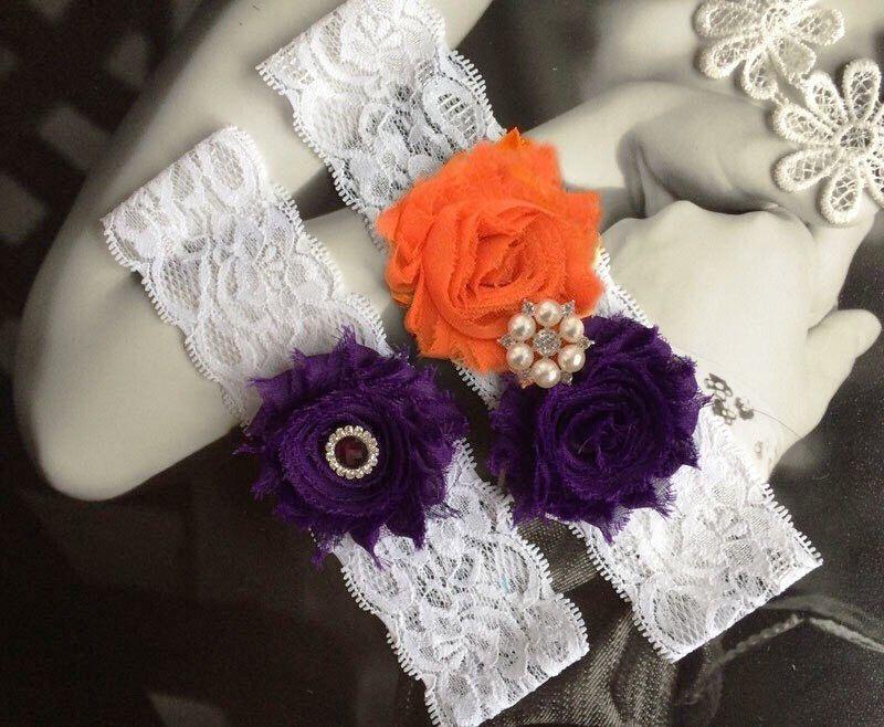 a269453b821 grape purple and orange garter set