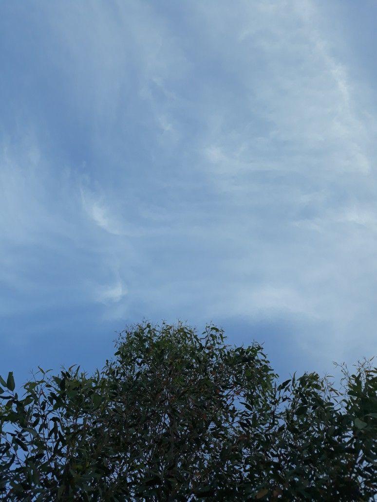 سماء صافيه جميله Outdoor Clouds