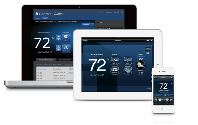WiFi Thermostat Programmable Thermostats