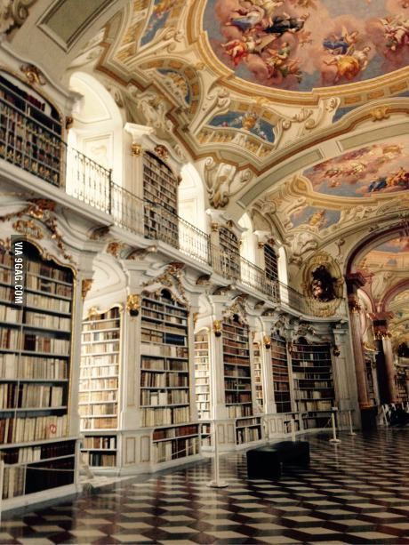 Library of Admont, Austria