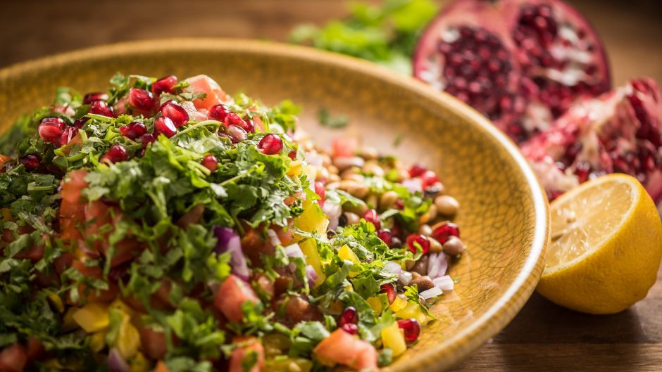 A quick easy and healthy salad dish by sapna anand from fast a quick easy and healthy salad dish by sapna anand from fast indian cooking with forumfinder