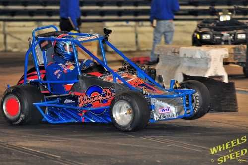 Ford Focus Midget Car Racing Series