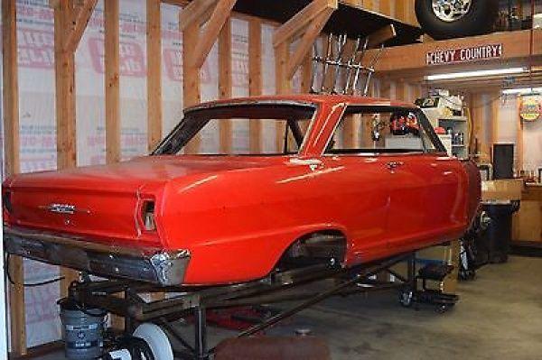 Chevrolet Nova Pro Street 1962 Chevy Nova Cool Old Cars Chevy Nova Sheet Metal Fabrication