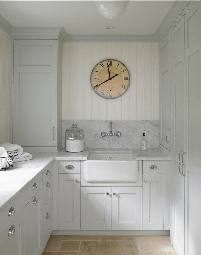 Could you picture yourself in this simple yet clean this sink in this laundry room huestis tucker architects llc traditional laundry room new york by huestis tucker architects llc solutioingenieria