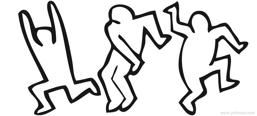 Keith Haring Jolicours_2015 | A la manière de ... | Pinterest ...
