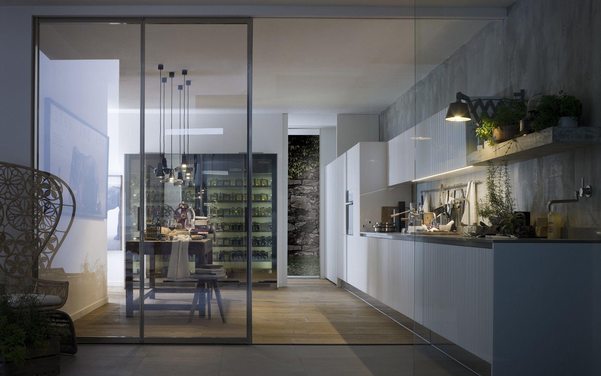 Gamma Elegance Schuifdeuren.Gamma Kitchen By Arclinea From Pure Interiors Gamma Is
