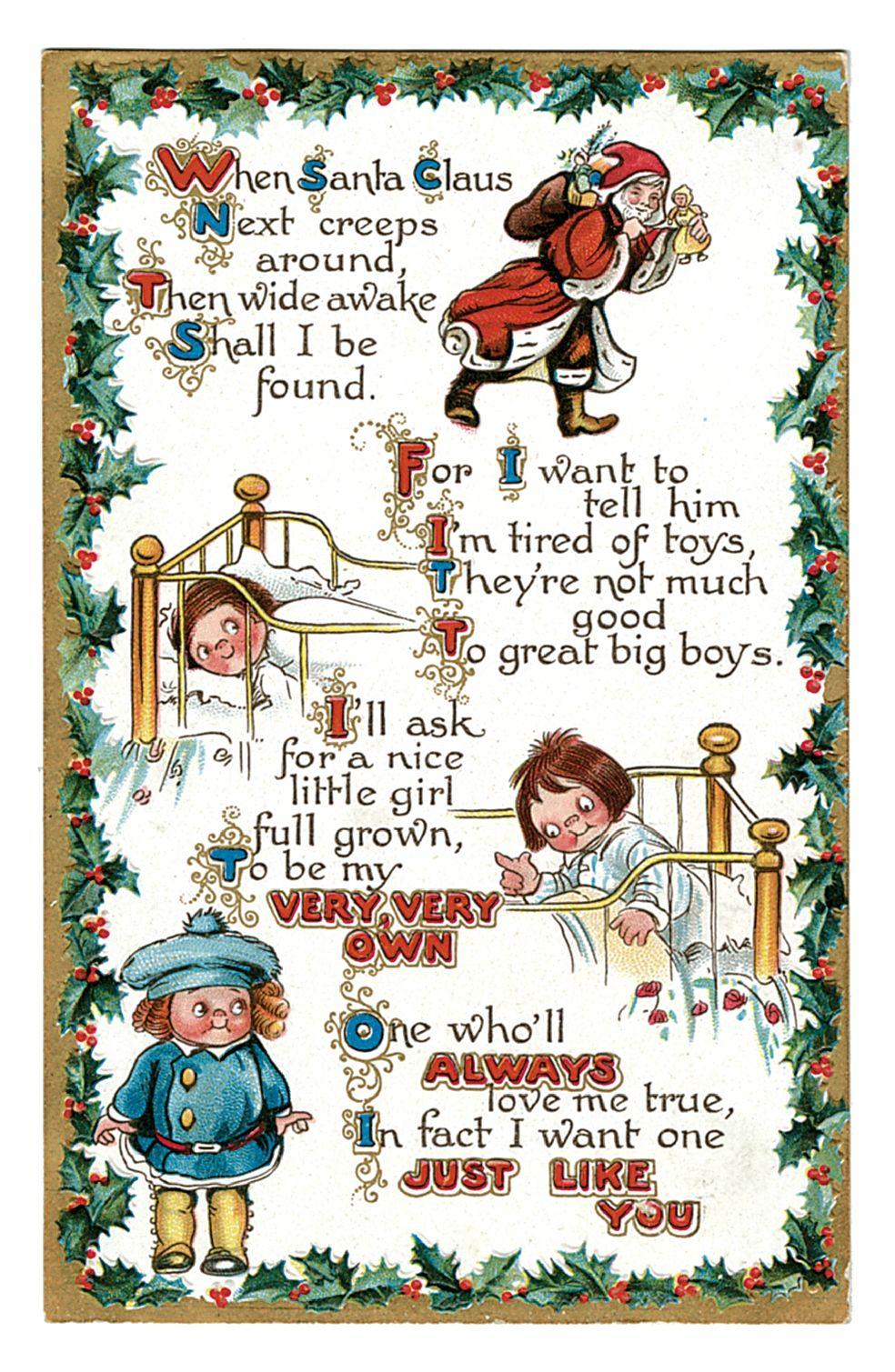 Английское поздравление нового года