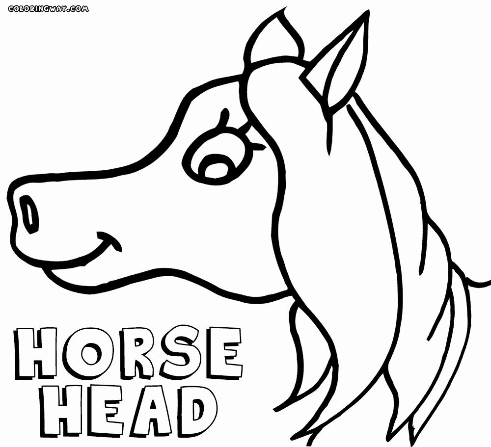 Horse Head Coloring Page Beautiful Horse Head Coloring Pages Horse Head Whale Coloring Pages Coloring Pages