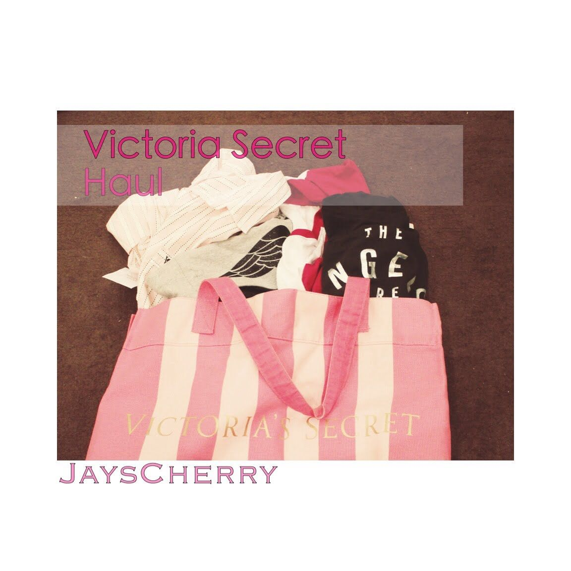 Vs Haul مشترياتي من موقع فيكتوريا سيكرت Book Cover Victoria Secret Victoria