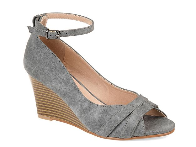 Journee Collection Womens Palmer Wedge