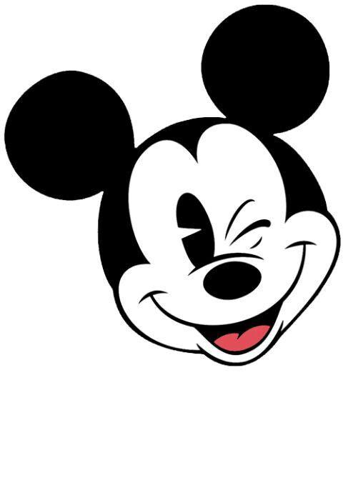 Pin De Janaina Guimaraes En My Love For Disney Dibujos De Mickey Mouse Cara De Mickey Imagenes De Mickey