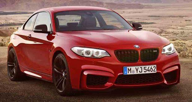 2016 Bmw M2 Red M4