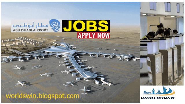Abu Dhabi International Airport Job Openings Airport Jobs Abu Dhabi International Airport Job Opening