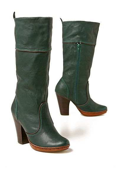 anthropologie high stepper boots ooohhh the shoes