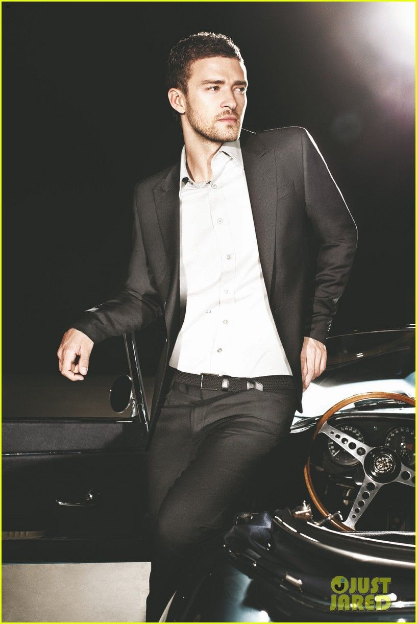 fadd18b73 Justin Timberlake: New Givenchy 'Play Sport' Ads! | People | Justin ...