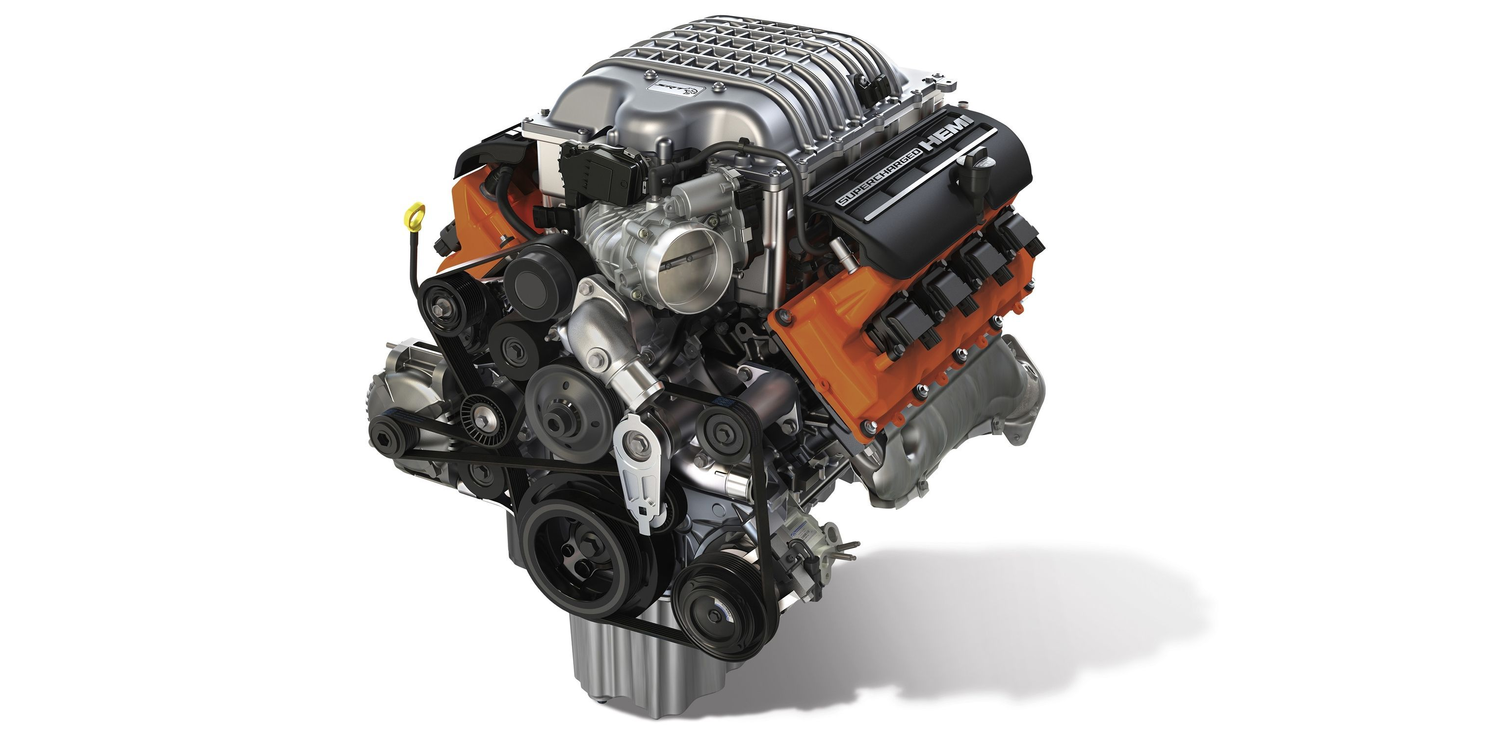 You Can Buy A 707 Hp Hellcat Crate Engine Directly From Mopar Crate Engines Hellcat Engine Hemi Engine