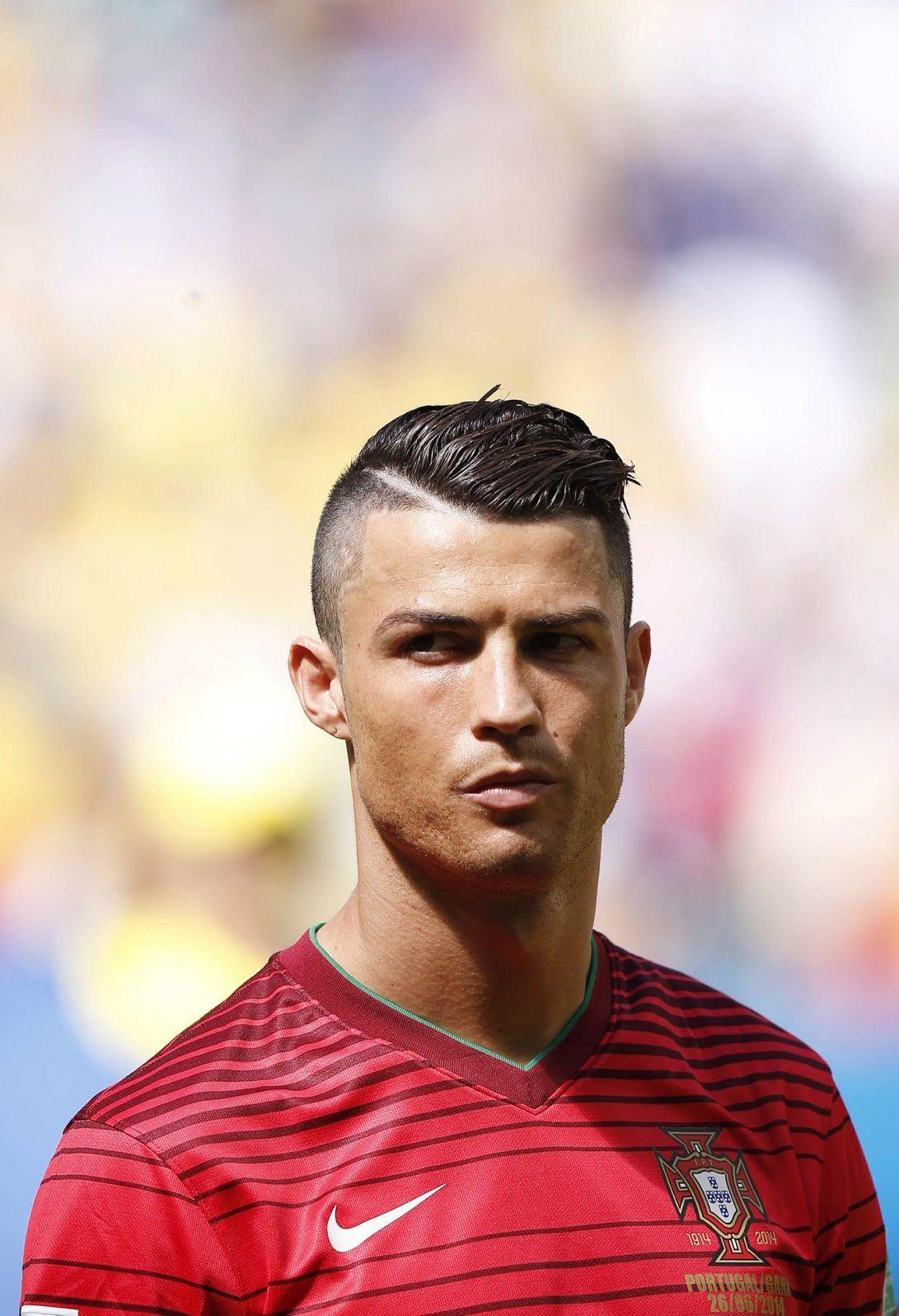 Love The Beautiful Game Photo Cristiano Ronaldo Hairstyle