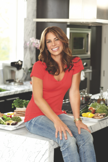 We asked Jillian Michaels to share her top snack picks that keep her energy high on even the busiest of days.