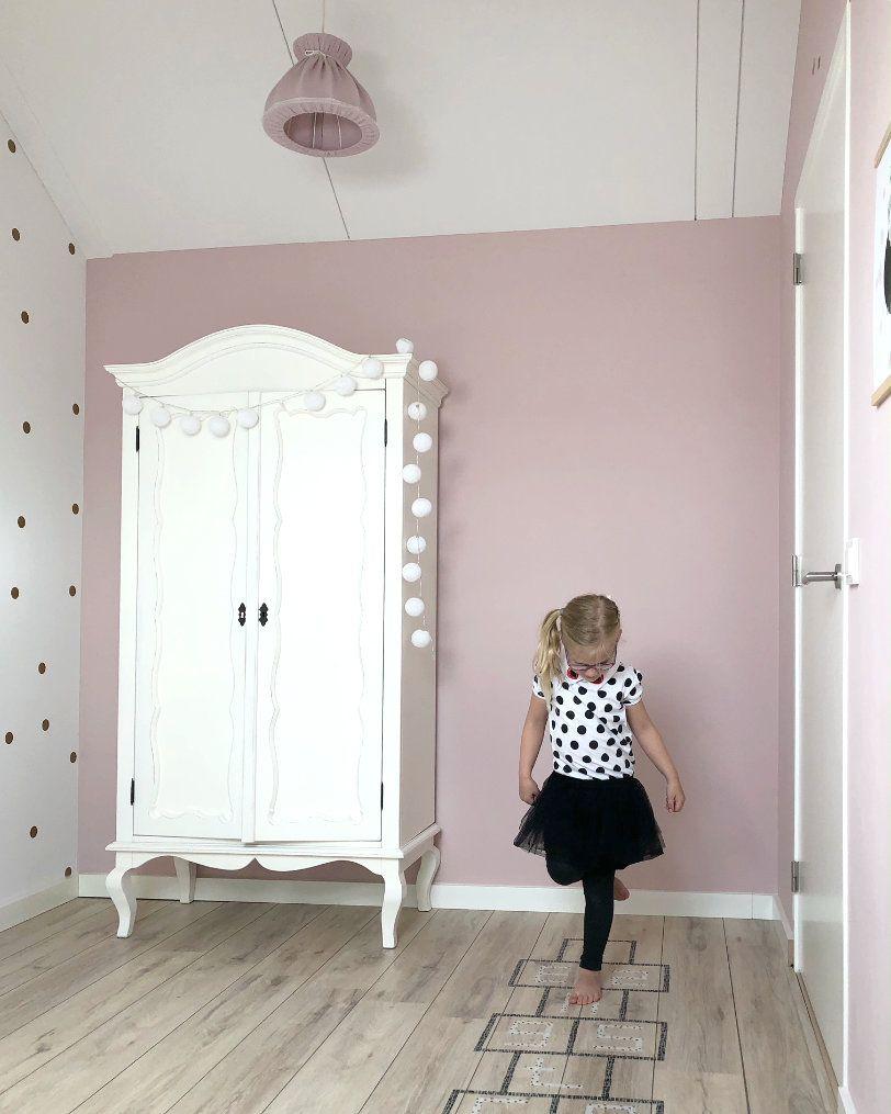Kast Kinderkamer Meisje.Het Sfeervolle En Eigen Nieuwbouwhuis Van Nelleke Binnenkijkers