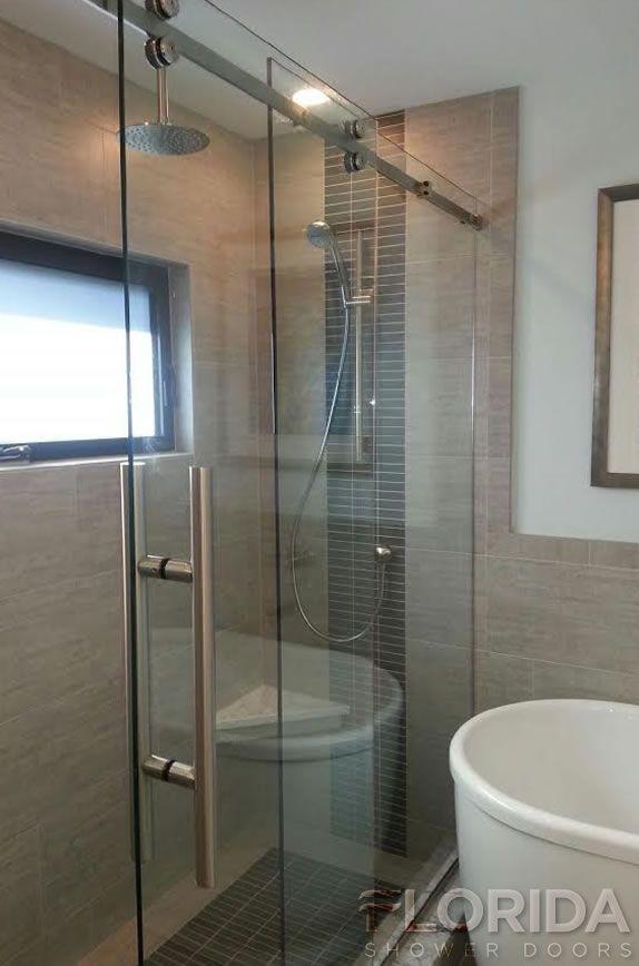 Frameless Enclosures Florida Shower Doors Manufacturer Glass