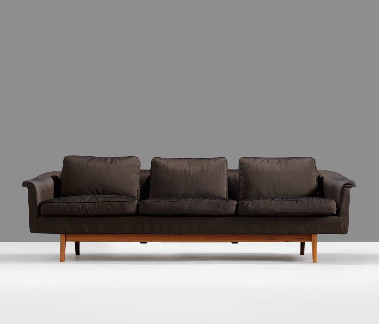 dux sofa by folke ohlsson fabric bed with storage three seat in for sweden