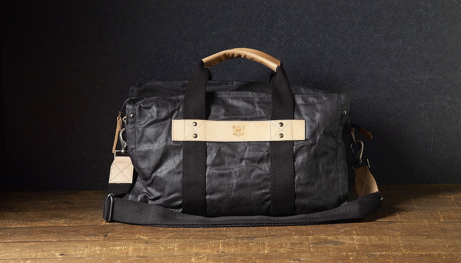 Will Leather Goods may have outdone themselves with this wax coated canvas…
