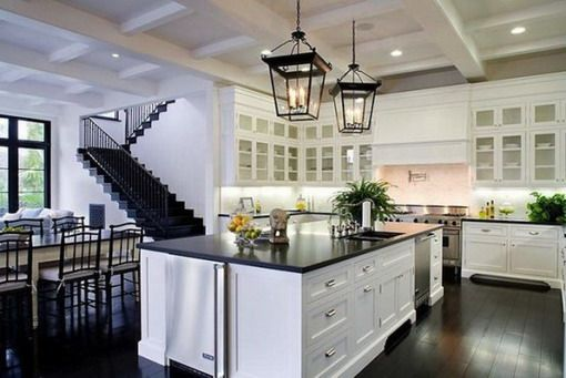 White Kitchen Island Design Photos Ideas And Inspiration Amazing Gallery Of Interior Decorating In Kitchens By