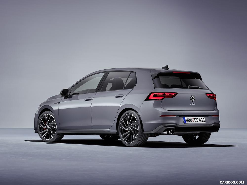 2020 Volkswagen Golf Gtd Golf Gti Volkswagen Golf Volkswagen