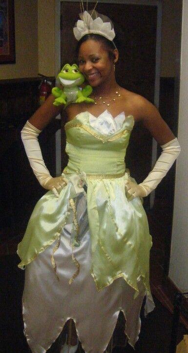 Diy Princess Tiana Costume Baby Halloween Costumes Princess Tiana Costume Alien Halloween Costume