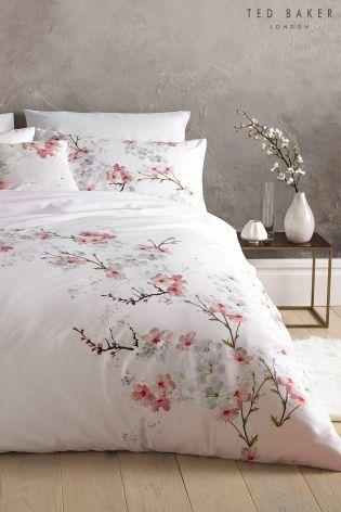 Buy Ted Baker Oriental Blossom Duvet Cover From The Next Uk Online