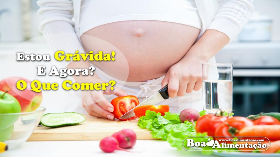 O Que Comer Durante a Gravidez?  [ Veja+ ]  Acesse: http://boaalimentacao.com/o-que-comer-durante-a-gravidez/