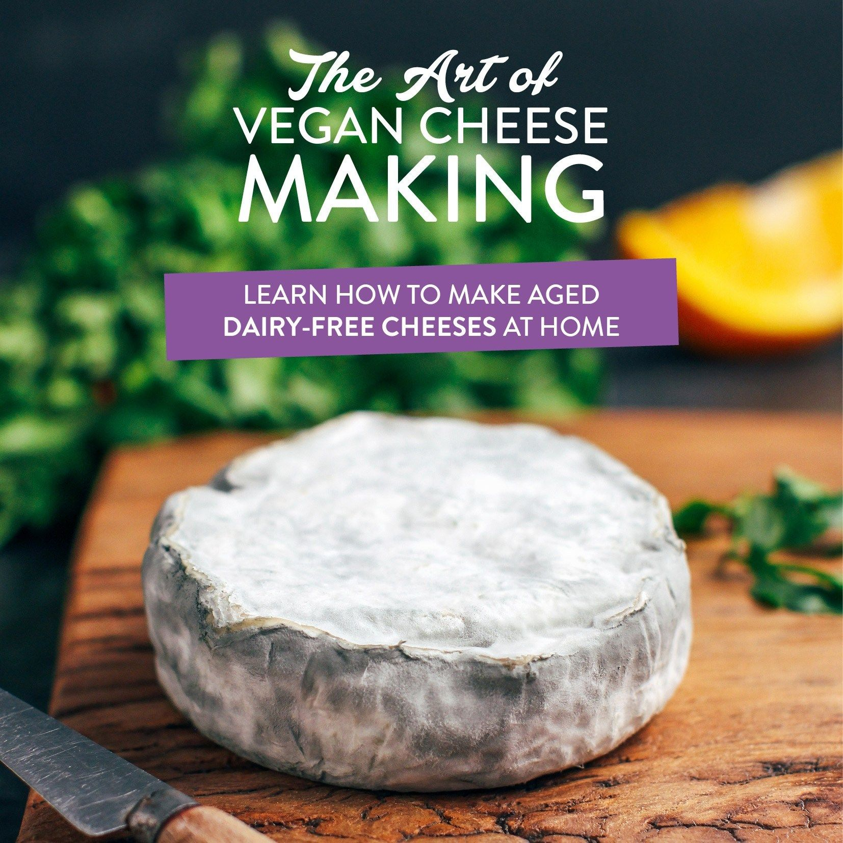 The Art Of Vegan Cheese Making Free Ebook Now Available Vegan Cheese How To Make Cheese Vegan Cheese Recipes