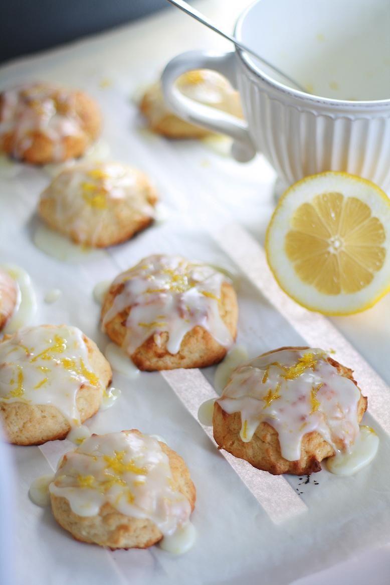Sitruuna-tuorejuustokeksit