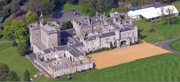 Dundas Castle Scotland | Dundas Castle - Ceremony Sites -