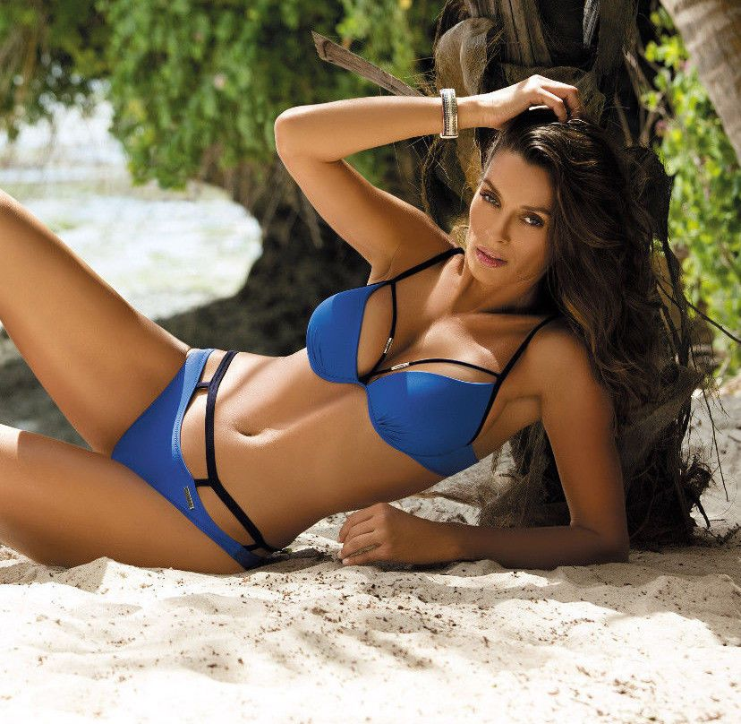 Bikini sexy maillot de bain femme 2 pieces push up Marko NATHALIE 36 38 40  42 44