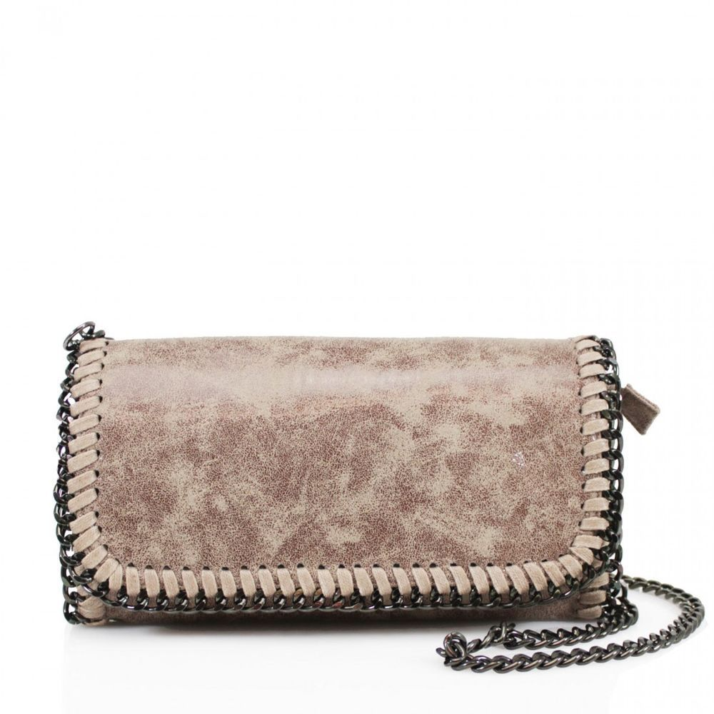 New Ladies Chain Trim Detail Small Crossbody Bags Women Girls Shoulder Side  Bags  Clicktostyle  MessengerCrossBody 107b4afdf6109