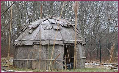 Wigwam A Small Shelter 8 10 Feet Tall Also Called A