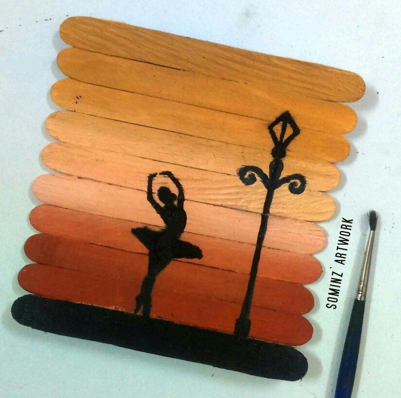 Pinterest Oohmyjupiterr Popsicle Stick Art Stick Art