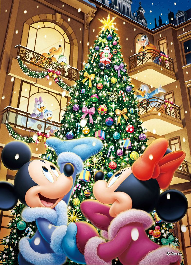 All Mickey Wallpaper Image By Lala Mickey Christmas