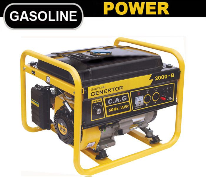 1 5kw Portable Generator for Home,Gasoline Generator