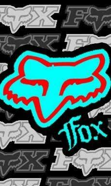 pin by nikki on fox logo wallpaper pinterest foxes rh pinterest com fox logo wallpaper iphone fox racing logo wallpaper