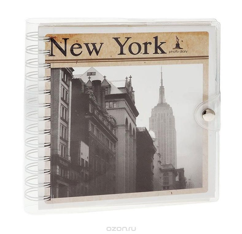 Блокнот Городская жизнь. Старый Нью-Йорк